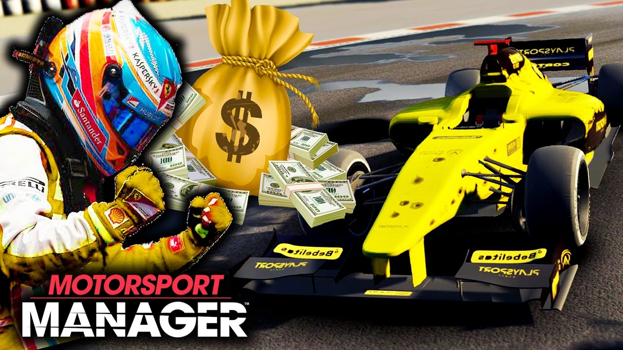 chasing more money trophies motorsport manager pc youtube. Black Bedroom Furniture Sets. Home Design Ideas