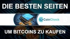 Die besten Seiten zum Bitcoins Kaufen - Bitcoins und alternative Coins billig einkaufen