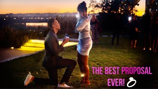 THE MOST AMAZING PROPOSAL EVER!! *SUPER EMOTIONAL*