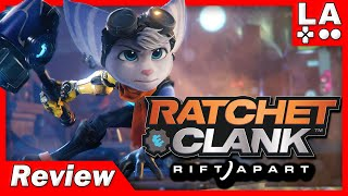 Ratchet and Clank Rift Apart Review (PS5) (Video Game Video Review)