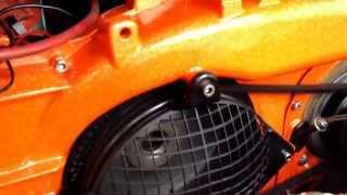 Volkswagen Type 4 2 Litre Engine in 1972 type 2 crewcab.
