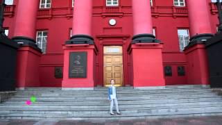 КНУ ім. Шевченка - Юлія Маївка (сюжет до програми РОЖЕВІ ОКУЛЯРИ)