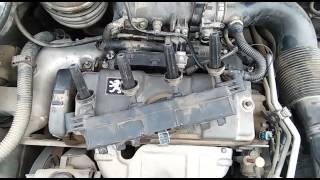 ratè allumage peugeot 206 moteur 1.4 essence parte 3