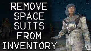 Fallout 4 - Nuka World - Remove Spacesuits From Your Inventory