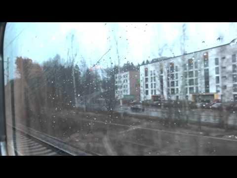 VR Pendolino 975, Helsinki (Helsingfors) to Kupittaa (Kuppis), 06.04.16, 16:16-17:39, Part 2
