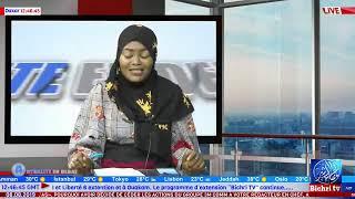 LIVE | Actualités en Débat du Jeudi 08 Août 2019, à la Présentation: Soxna Fat'Cissé