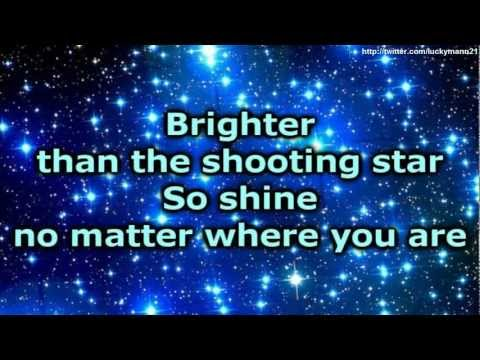Owl City - Shooting Star (Lyric Video HD) New Pop Music/ Official Full Song, May 2012