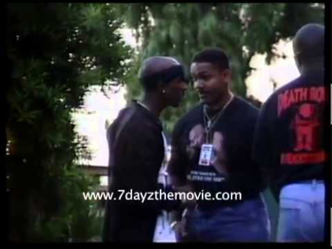 Footage of 2pac & Hussein Fatal at House of Blues