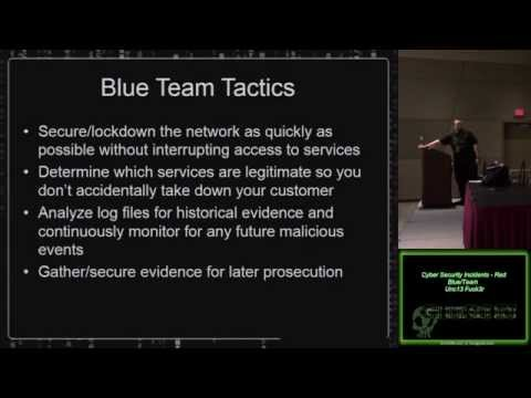 b06 Cyber Security Incidents Red Blue Team Unc13 Fuck3r