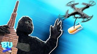 NERF King Kong Challenge!