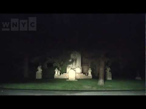 Green-Wood Cemetery After Dark