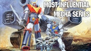 Most influential giant robot anime