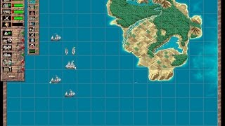 Admiral Sea battle (Windows game 1996)