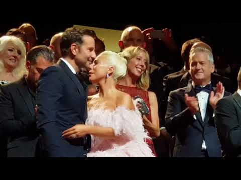 "Lady Gaga a Venezia presentazione film ""A Star IS Born"""