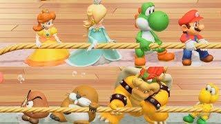 Super Mario Party - Partner Party - Mario & Yoshi