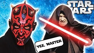 What Palpatine Revealed to Darth Maul that COULD HAVE CHANGED EVERYTHING - Star Wars Explained