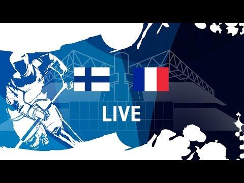 Finland - France | Full Game | #IIHFWorlds 2017