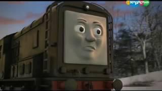 Томас и его друзья   Рождество с привидениями  Часть первая 19 сезон 13 серия