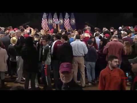 Full Speech: Donald Trump Rally in Manchester, NH 10/28/16