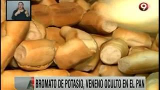 Bromato De Potasio, Veneno Oculto En El Pan