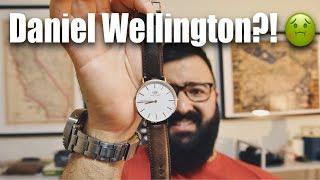 I Wore A Daniel Wellington...