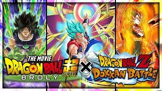 Dragon Ball Super Movie Broly on dokkan! WHAT TO EXPECT! | Dragon Ball Z Dokkan battle