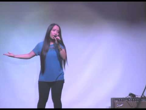 Stand Up for Love by Destiny's Child (Covered by Candace Santos)