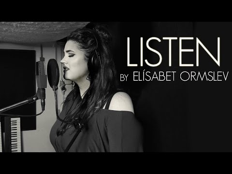 Beyoncé - Listen (Cover by Elísabet Ormslev)