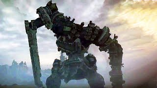 SHADOW OF THE COLOSSUS Trailer (TGS 2017)