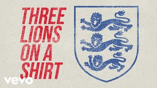 Three Lions (Football's Coming Home) (Official Karaoke Video)