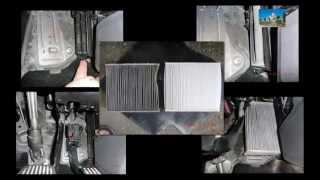 Como cambiar el Filtro de partículas del Ford Focus II