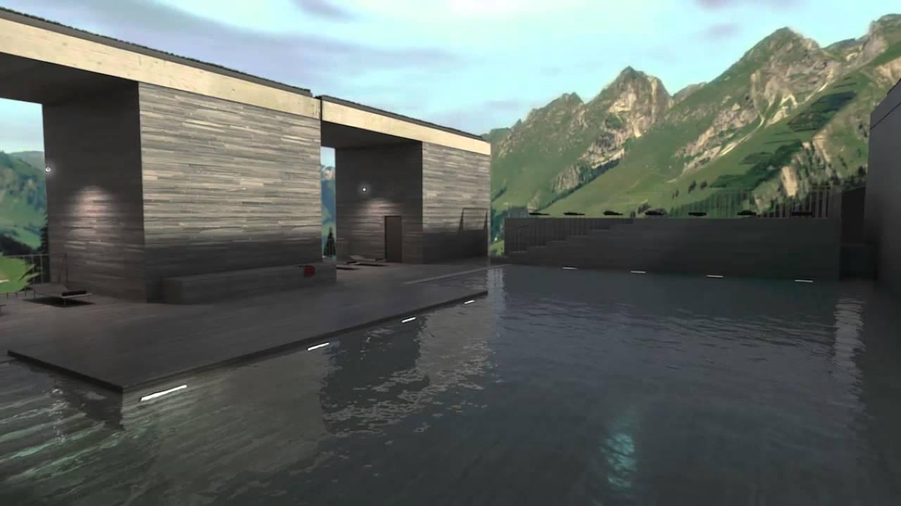 Bath Spa Location