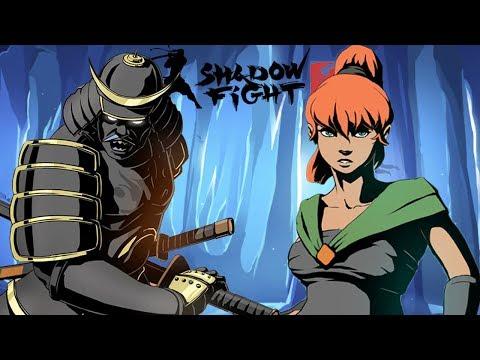 Shadow Fight 2 (БОЙ С ТЕНЬЮ 2) ПРОХОЖДЕНИЕ - ПРОШЛИ ВРАТА ТЕНЕЙ. ПОТЕРЯЛИ МЭЙ.
