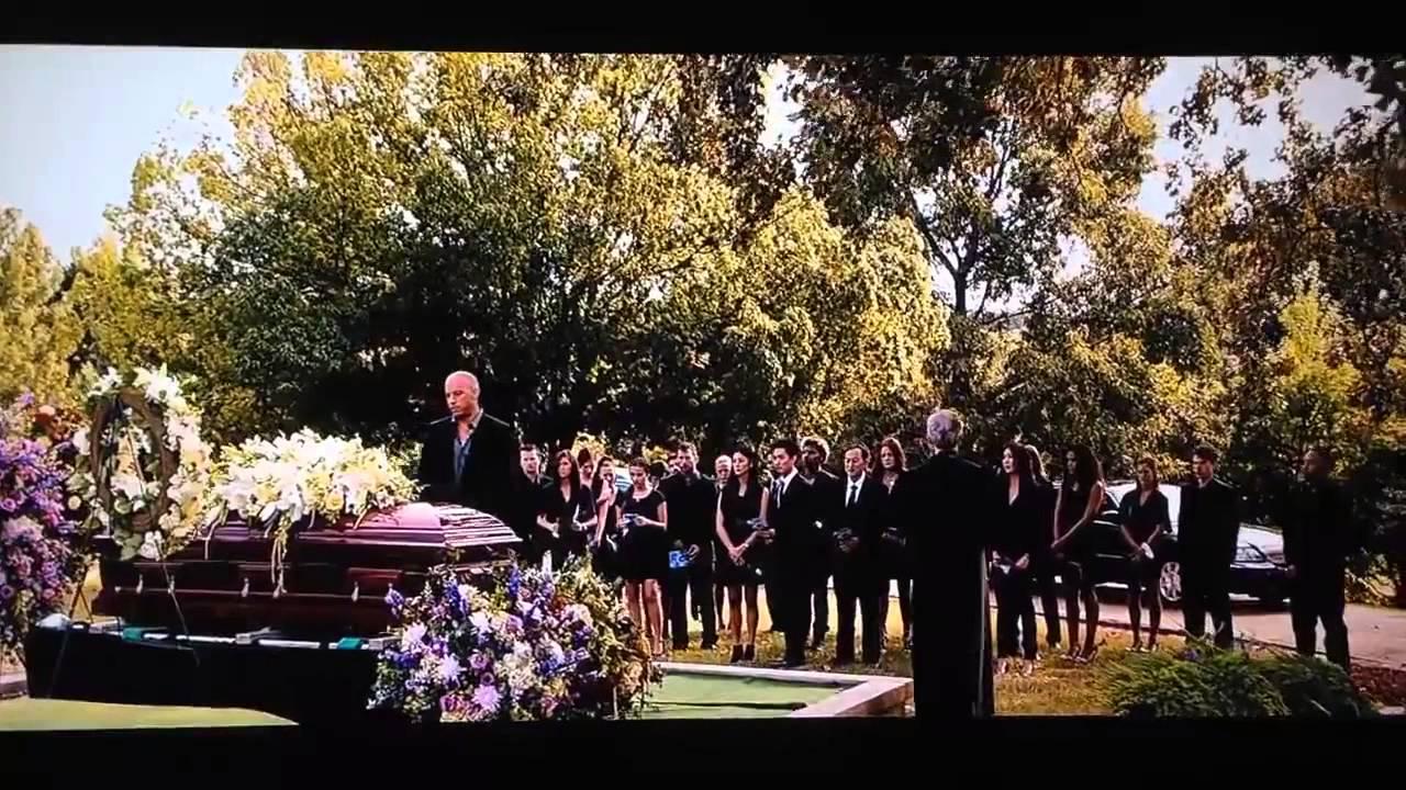Funeral Do Han Velozes E Furiosos 7 Youtube