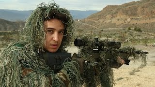 CAMOUFLAGE ET SNIPER! (AIRSOFT)