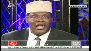 Miguna Miguna: I have a group that is chasing Sonko from one neighbourhood to another