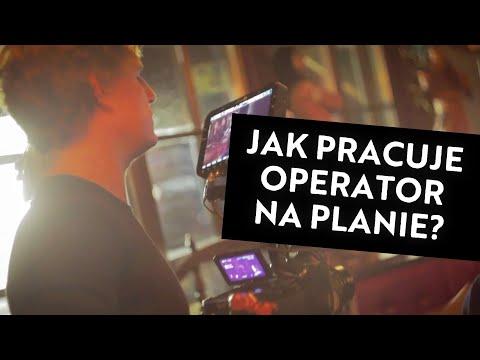 Kim jest operator filmowy? | VLOG #13