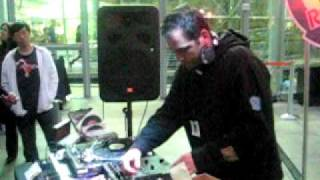 DJ B.Cause of 4OneFunk @ Nightlife : Academy of Sciences