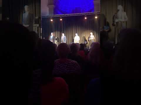 Collabro -  Maria from West Side Story at Guernsey (2018)