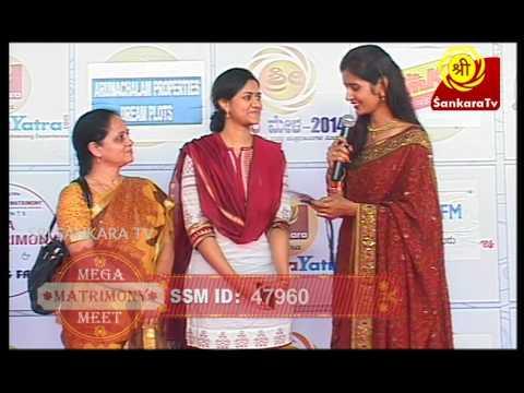 Sri Sankara Matrimony's Mega Matrimony Meet - Brahmin Swayamvaram(kannada Part 3)