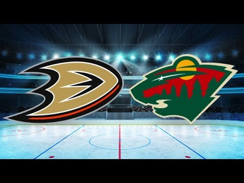 Anaheim Ducks vs Minnesota Wild (3-2 OT) – Feb. 17, 2018 | Game Highlights | NHL 2018