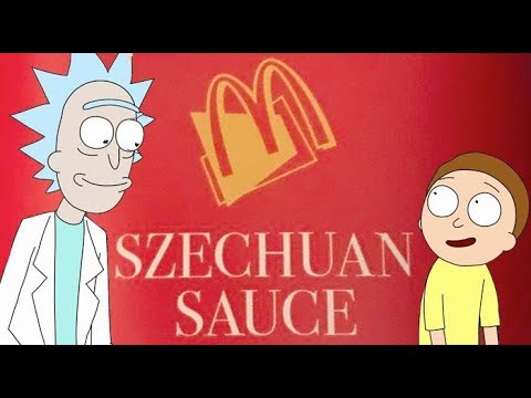 Rick and Morty McDonald's Szechuan sauce promotional disaster in lake Orion Michigan.