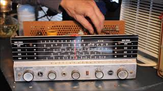 Hallicrafters S 120 Radio Restoration Part I
