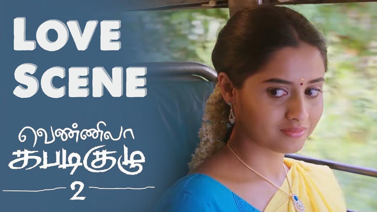 Download Vennila Kabaddi Kuzhu 2 | Tamil Movie | Love Scene | Vikranth | Arthana Binu | (English Subtitles)