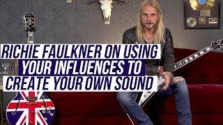 Richie Faulkner of Judas Priest Talks Zakk Wylde, Jimi Hendrix,  Michael Schenker and more!