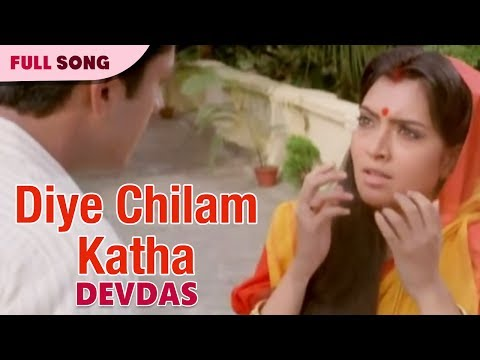 Diye Chilam Katha | Devdas | Kumar Sanu | Bengali Movie Songs