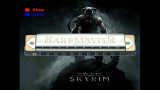 Skyrim meets Harmonica