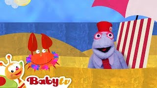 At the Beach with Sunny Sky | BabyTV