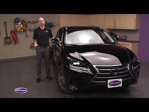 2017 Lexus NX 300h Review