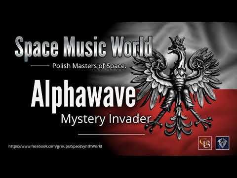 ✯ Alphawave - Mystery Invader (Extended Rmx. By: Space Intruder) Edit.2k18